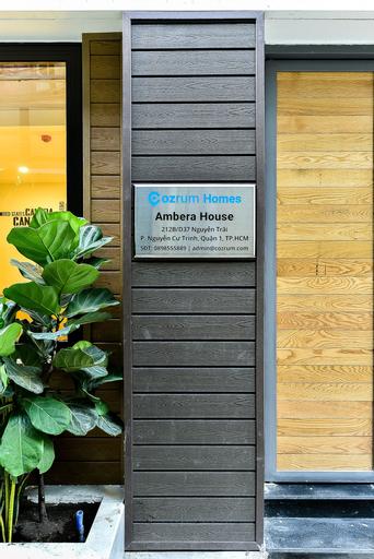 Cozrum Homes Ambera House, Quận 1