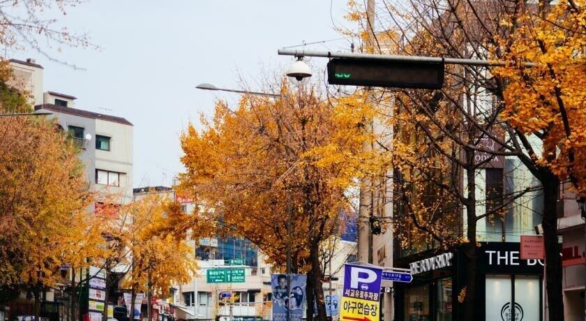 Jeong Stay, Seodaemun