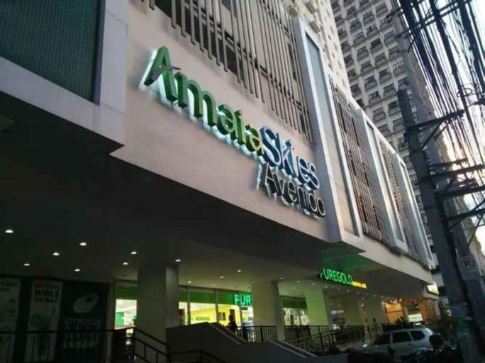 Jen's Place @ Amaia Skies Avenida, Manila