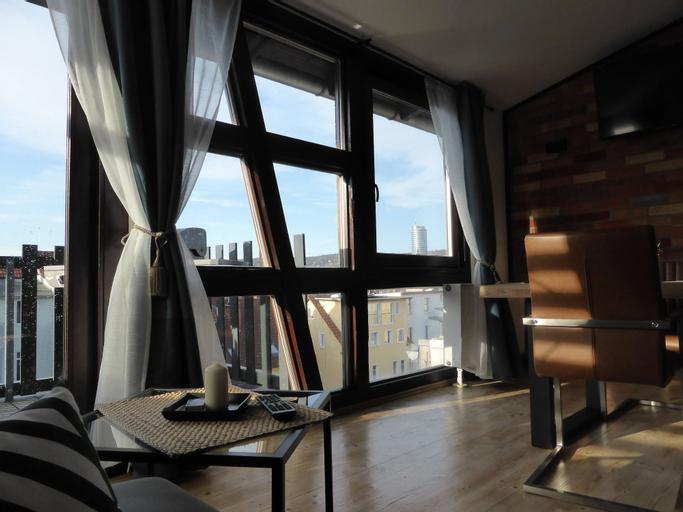 Apartment Skyline of Jena, Jena