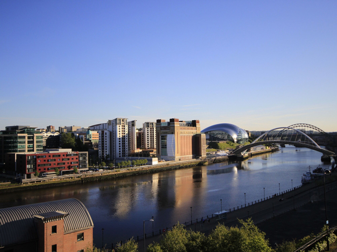 High Quays, Newcastle upon Tyne