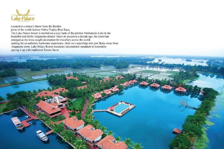 Lake Palace - A Luxury Backwater Resort, Alappuzha