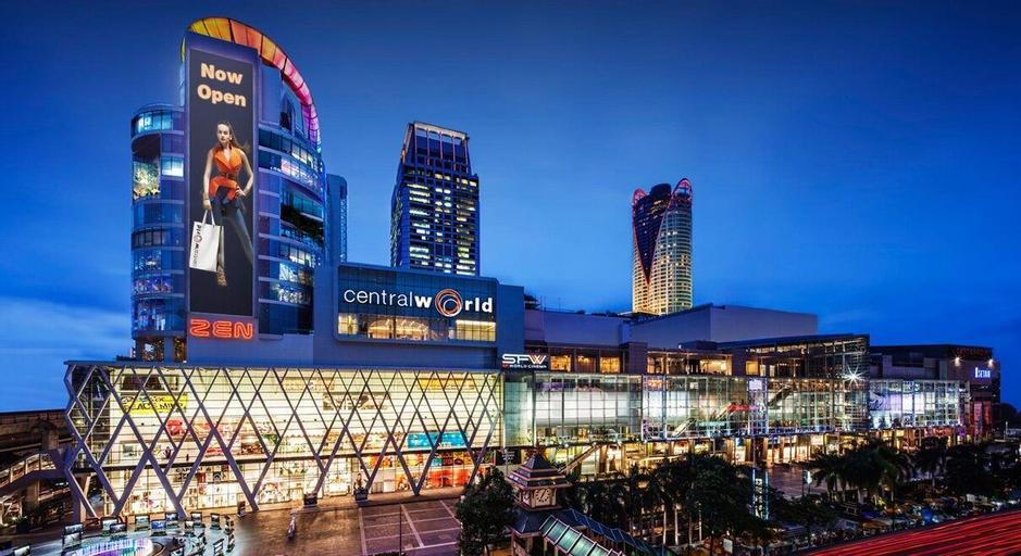 Must Sea Hotel Bangkok, Ratchathewi
