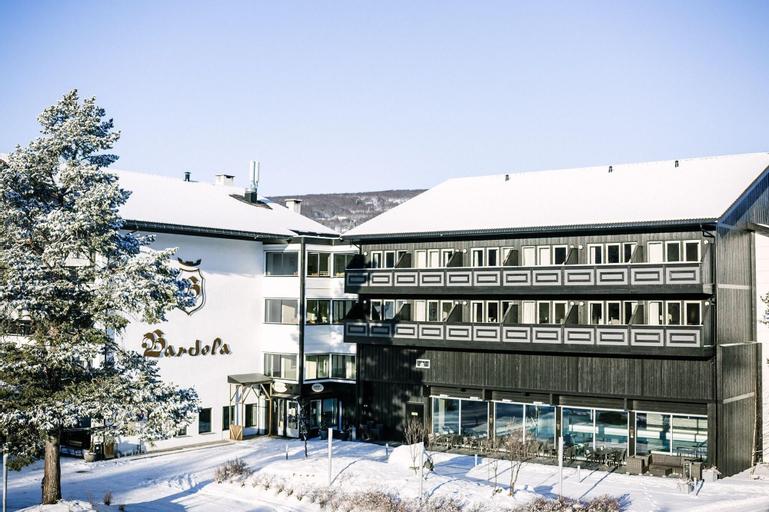Bardola Hoyfjellshotel, Hol