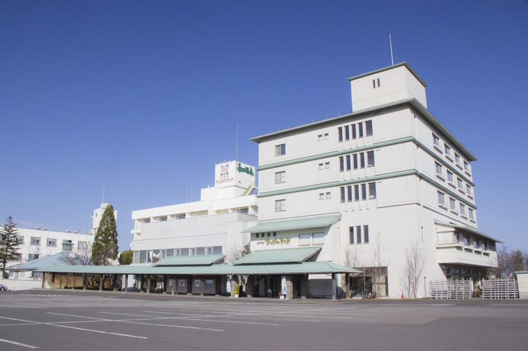 Minamida Onsen Hotel Apple Land, Hirakawa