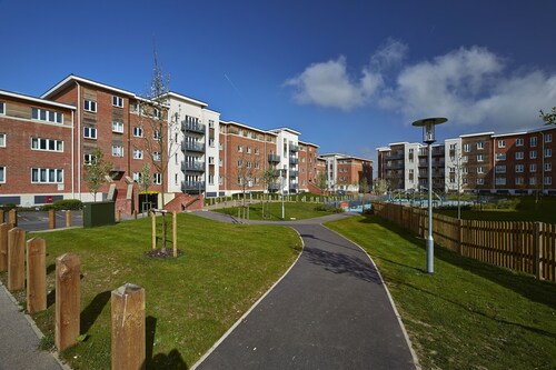 Burghley Court Apartments by esa, Windsor and Maidenhead