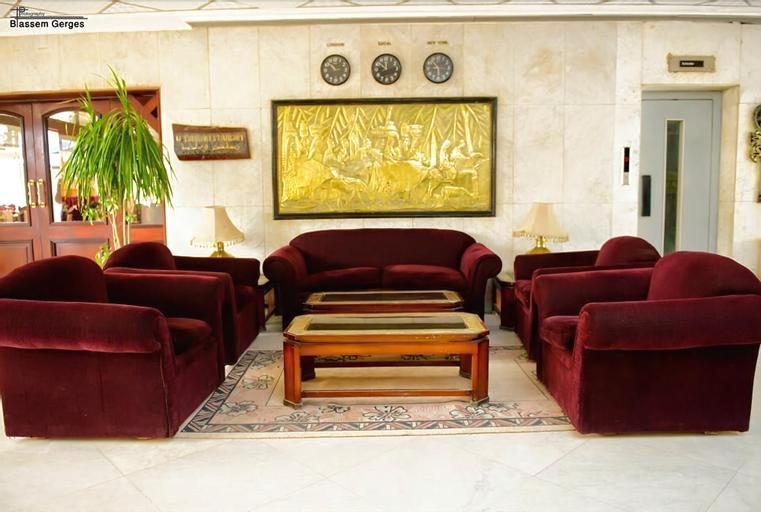 MG Nefertiti Hotel, Al-Minya City