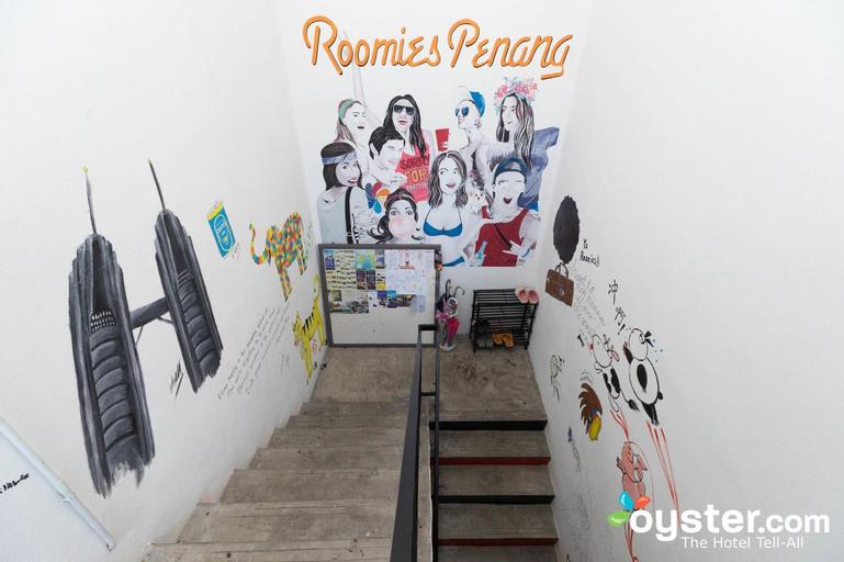 ROOMIES PENANG GUESTHOUSE, Pulau Penang