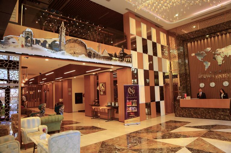 New Garden Hotel, Merkez