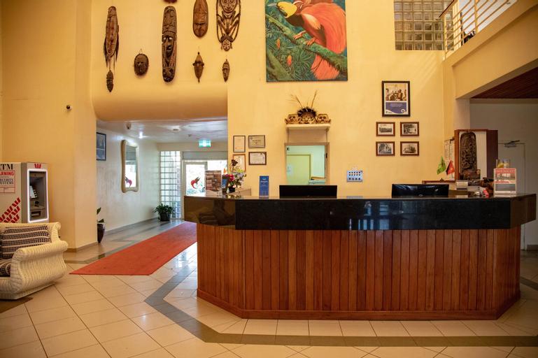 Bird of Paradise Hotel & Apartments, Goroka