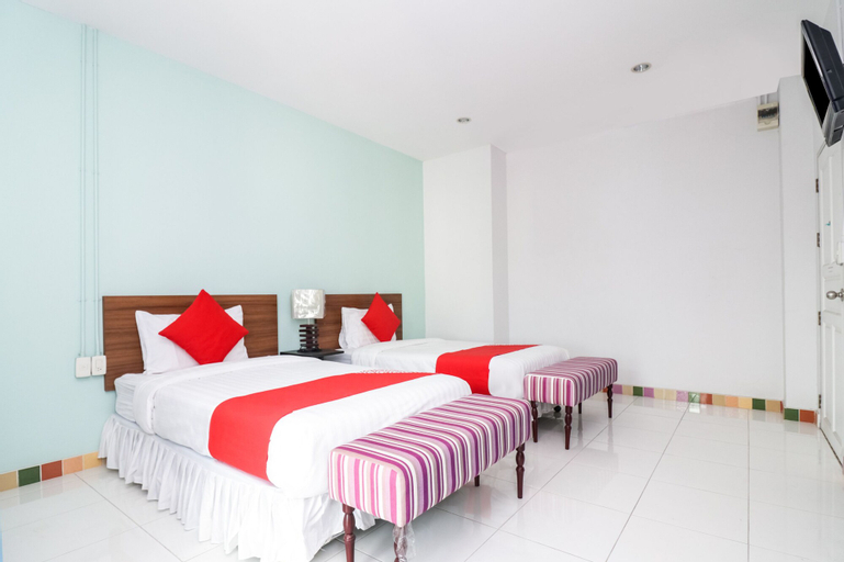 OYO 117 King One Suvarnabhumi Hotel, Bang Plee