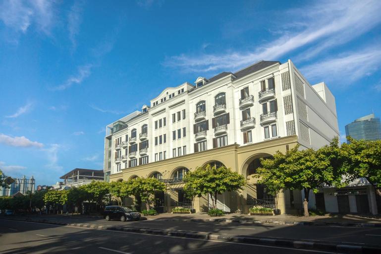 Hotel Des Indes, Menteng, Central Jakarta