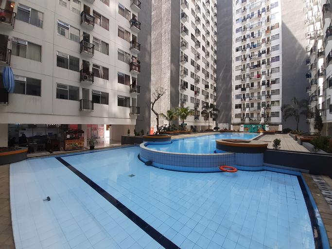 2BR Apartemen Jarrdin Cihampelas by Gyza, Bandung