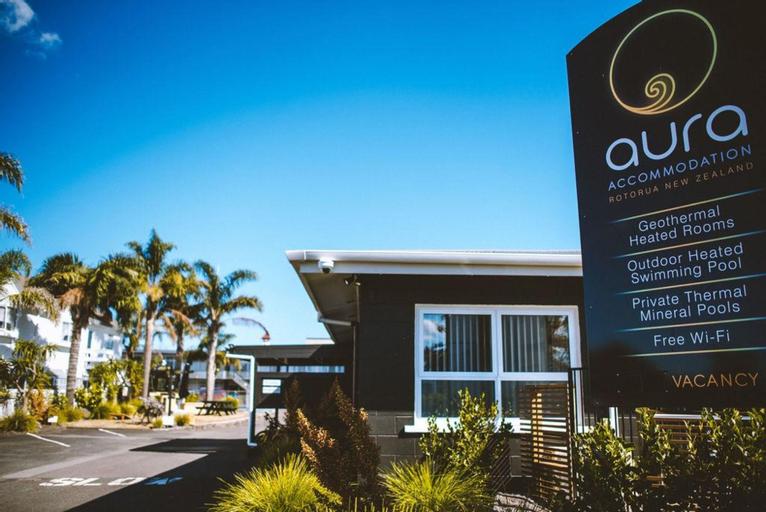 Aura Accommodation, Rotorua