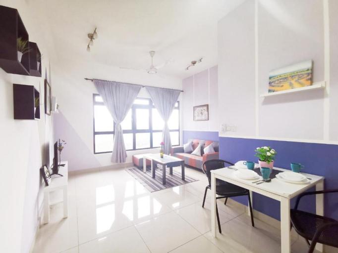 Legoland Meridin 1 Bedroom 3 Pax @ JB City Homestay, Johor Bahru