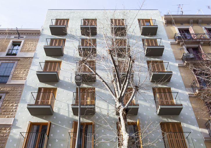 Aspasios Garden Apartments, Barcelona