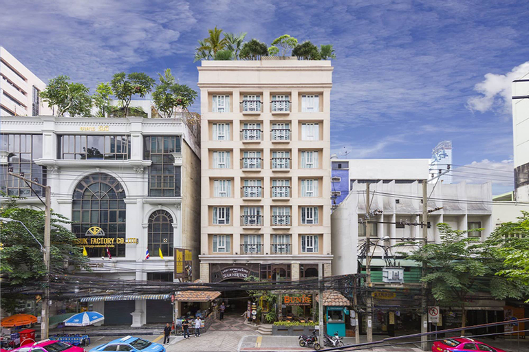 The Siam Heritage Hotel, Bang Rak