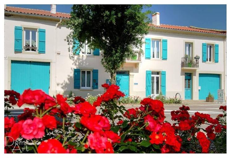 Chambre D'hôtes La Cour des Saligues, Gers