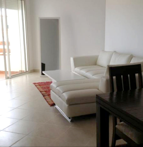 Apartment With 3 Bedrooms In Asilah, With Wonderful Sea View, Pool Access, Furnished Balcony - 300 M, Tanger-Assilah