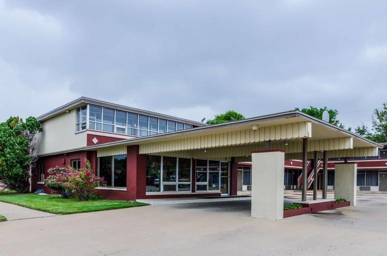 Econo Lodge, Cowley