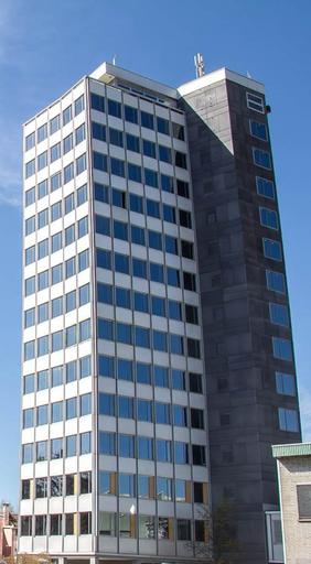 Glashaus Hotel, Kulm