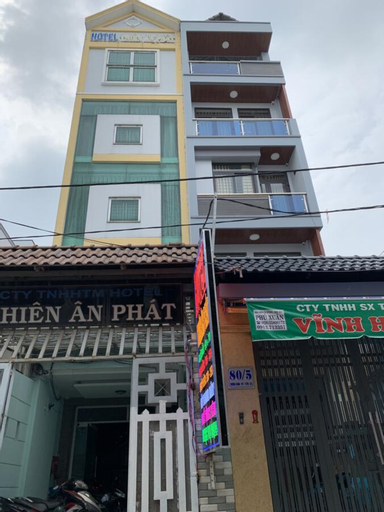 Thien An Phat Hotel, Quận 12