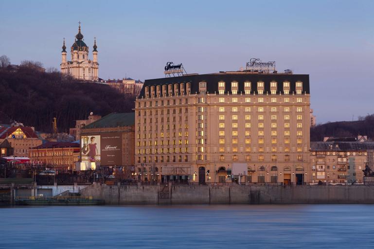 Fairmont Grand Hotel Kyiv, Podil's'kyi