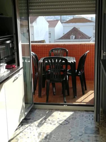 House with one bedroom in Pombal with furnished balcony 39 km from the beach, Pombal