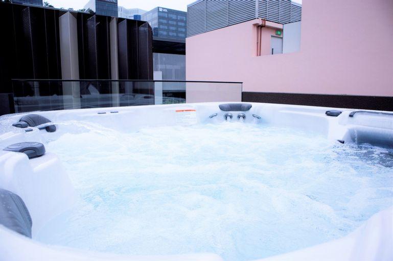 Hotel NuVe Elements, Singapura