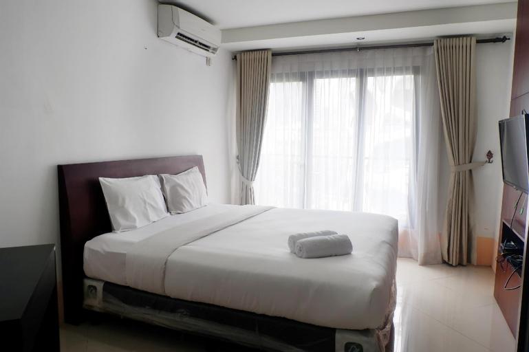Homey and Modern Tamansari Semanggi 2BR Apartment By Travelio, Jakarta Selatan