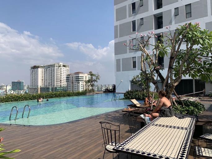 River Gate Apartment Saigon HCMC, Quận 4