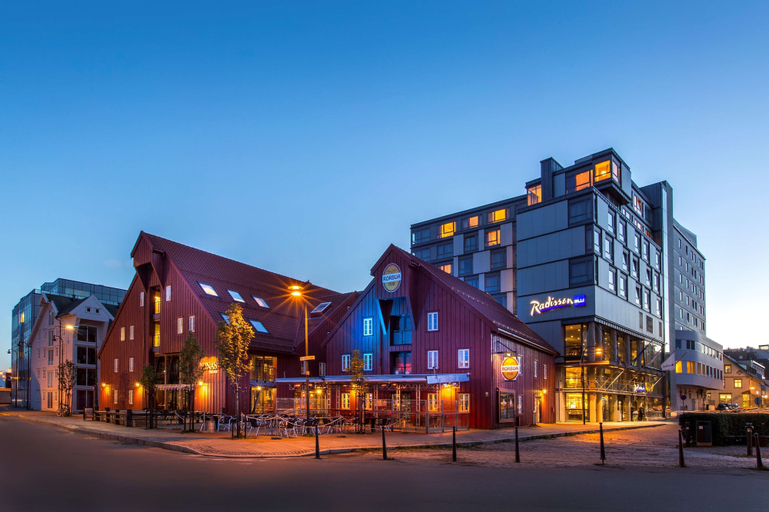 Radisson Blu Hotel, Tromso, Tromsø