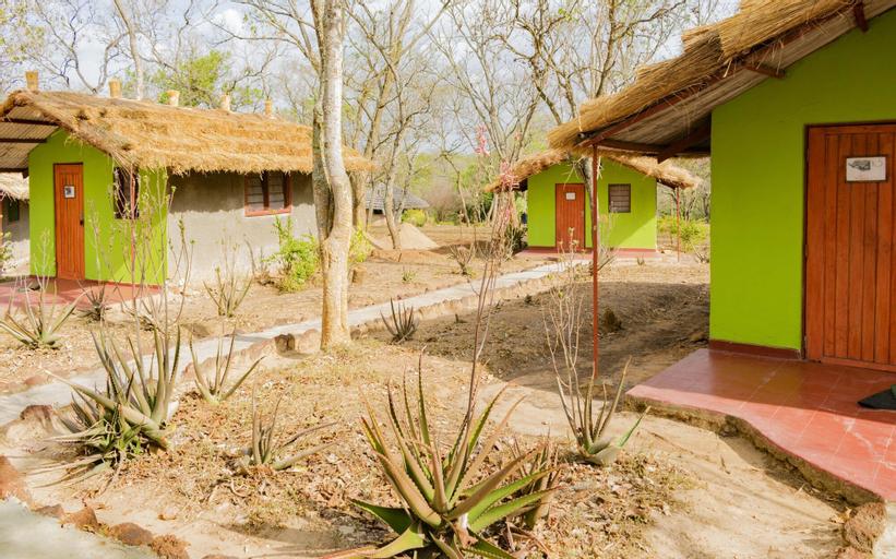 Sambiya River Lodge, Kibanda
