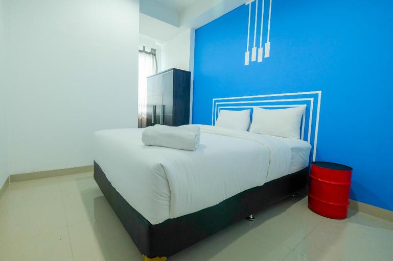 Minimalist 2BR Apt @Springhill Terrace By Travelio, Jakarta Pusat