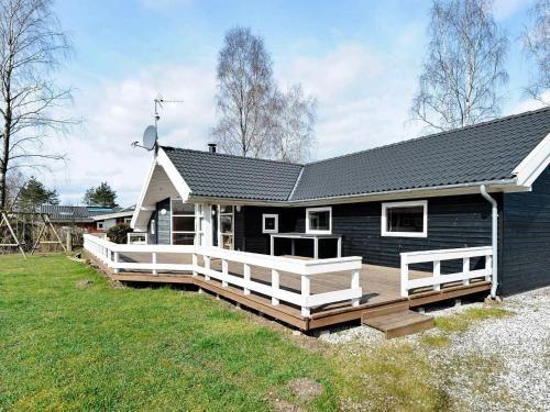 Four-Bedroom Holiday home in Farvang 1, Silkeborg
