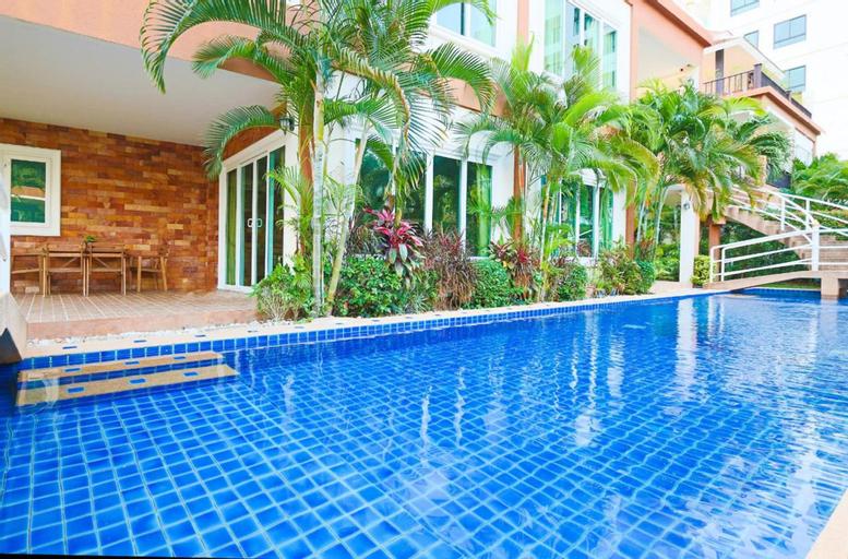 Tara Of Seaside/Pool Villa /市中心/步行街/蒂芬妮人妖秀/静谧, Pattaya