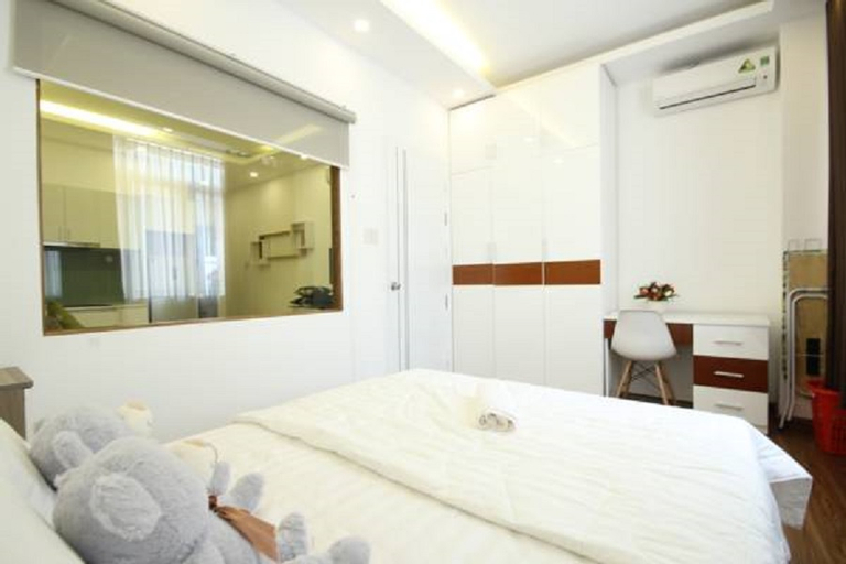 Smiley  7- B2 One bedroom apt with large kitchen, Quận 1