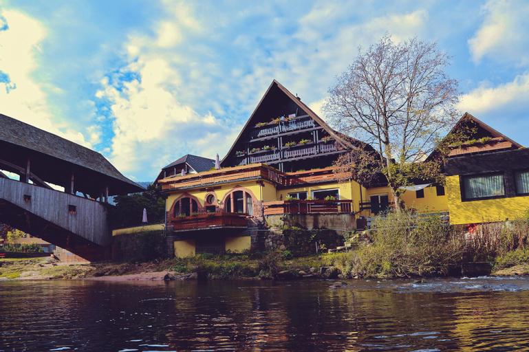 Das Waldhaus, Rastatt