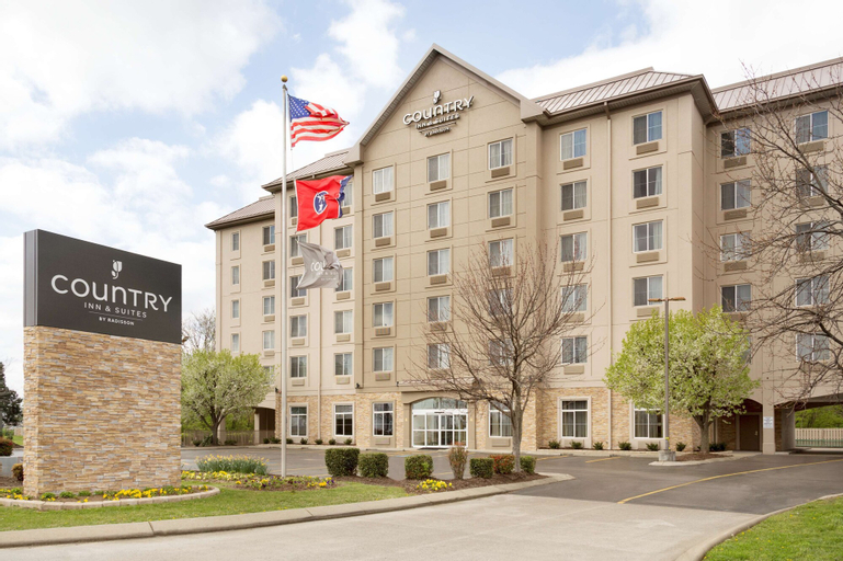Country Inn & Suites by Radisson, Nashville Airport, TN, Davidson