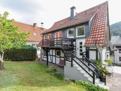 Pleasant Holiday Home in Brilon with Balcony, Hochsauerlandkreis