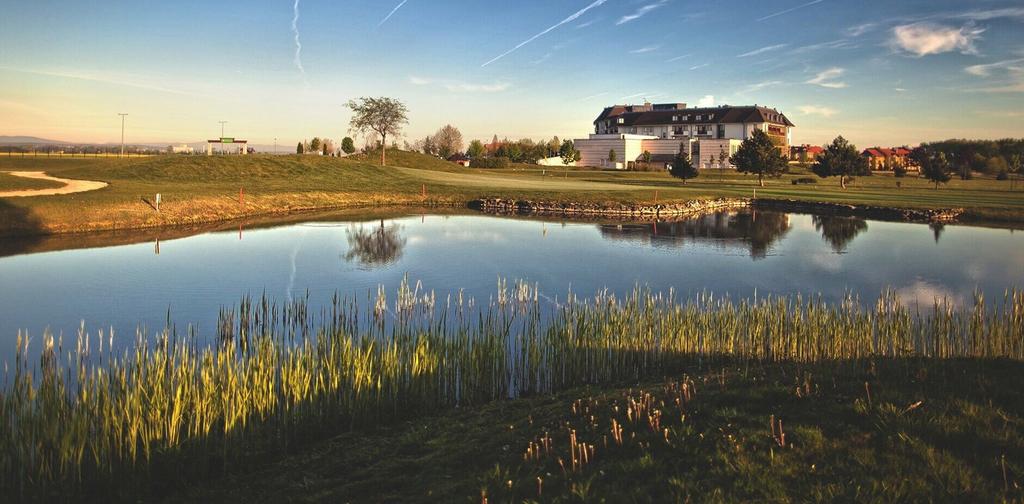 Greenfield Hotel Golf & Spa - All Inclusive, Csepreg