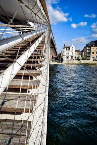 La Villa Balat, Namur