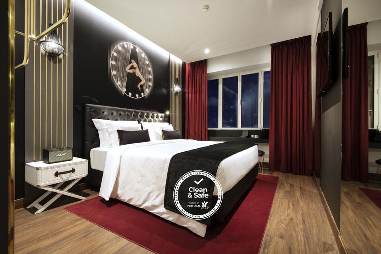 Maxime Hotel, Lisboa