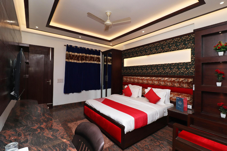OYO 36075 Jjk Rukmini Vilas Hotel & Banquet, Muzaffarpur