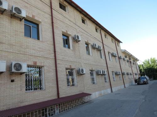 Hotel Rovshan, Tashkent City