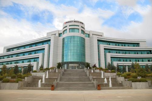 Gashalti Health Hotel Naftalan, Goranboy