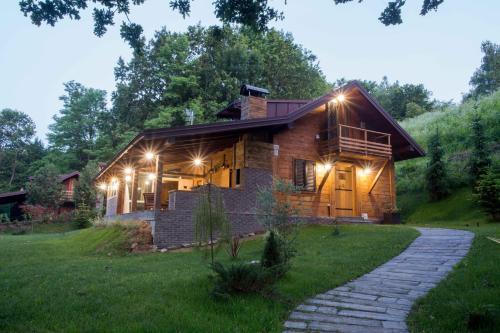 Zagreb, Kuca za odmor Swan River Holiday House, Lasinja