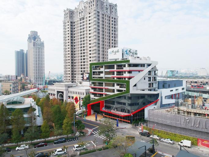 Icloud Luxury Resort & Hotel, Taichung