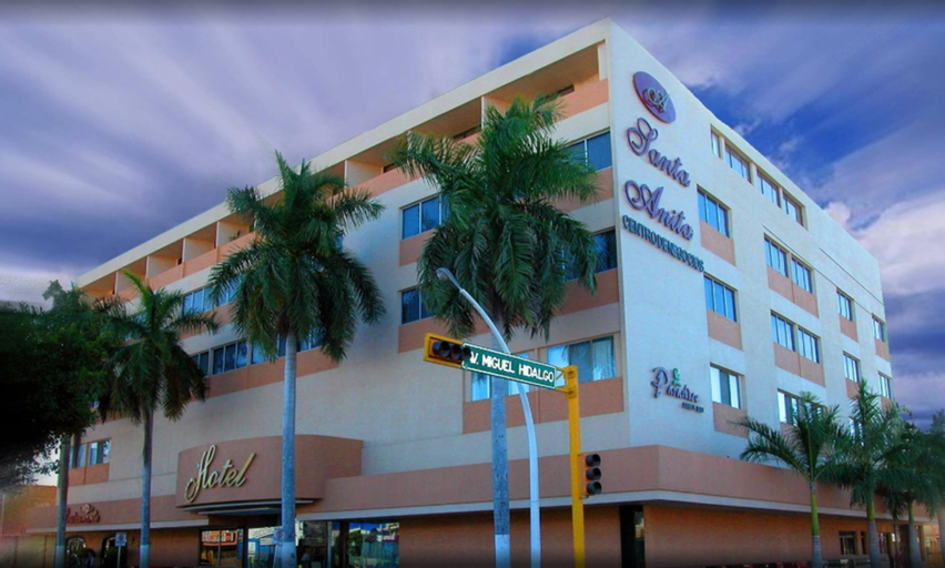 Hotel Santa Anita, Ahome