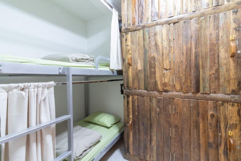 Banthat Thong Hostel, Pathum Wan